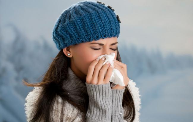 Епідемічний поріг по грипу в 11 областях перевищено на 50%