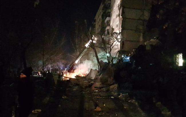 Кількість жертв обвалення будинку в Магнітогорську зросла до 38