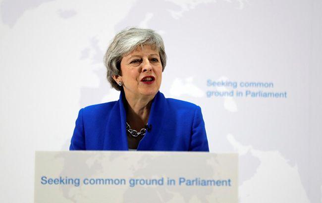 Мэй: Brexit может не состояться, если соглашение снова отклонят