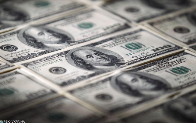 НБУ снизил официальный курс доллара на 29 марта