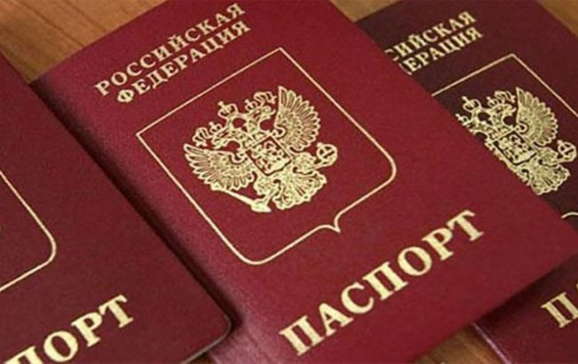 Москва видала жителям ОРДЛО півмільйона російських паспортів