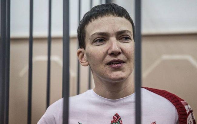 Суд засудив Савченко до 22 років позбавлення волі