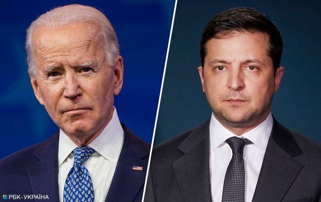 США обязались выделить Украине 60 млн долларов помощи до встречи Зеленского и Байдена