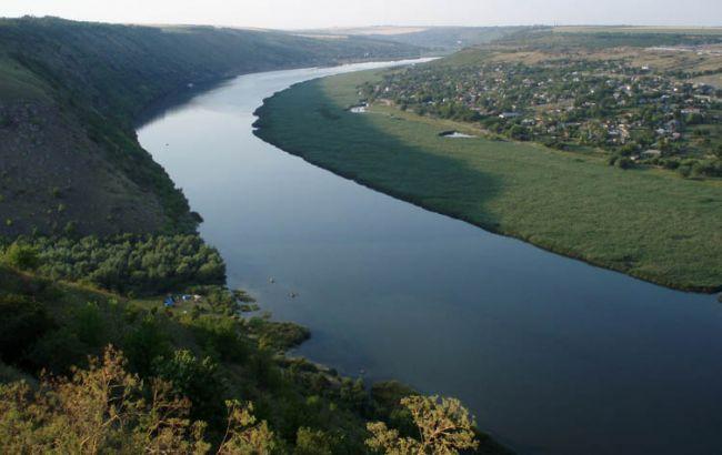 Фото: река Днестр