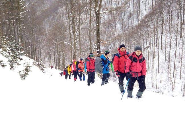 В Карпатах сегодня есть риск схода лавин, а в Украине возможны заморозки