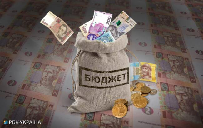 Дефицит госбюджета составляет 13,4 млрд гривен, - Госказначейство