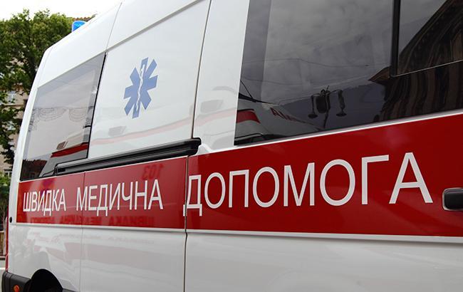 Фото: Карета скорой помощи (РБК-Украина)
