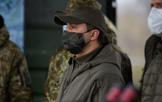 Зеленський назвав три умови для досягнення миру на Донбасі