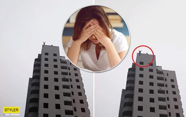 На глазах у матери: в Макеевке подросток спрыгнул с крыши