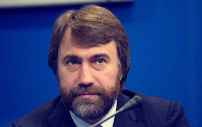 МВД: нардеп Новинский согласился принять участие в следственных действиях