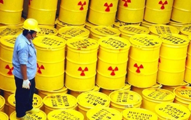 Фото: відпрацьоване ядерне паливо