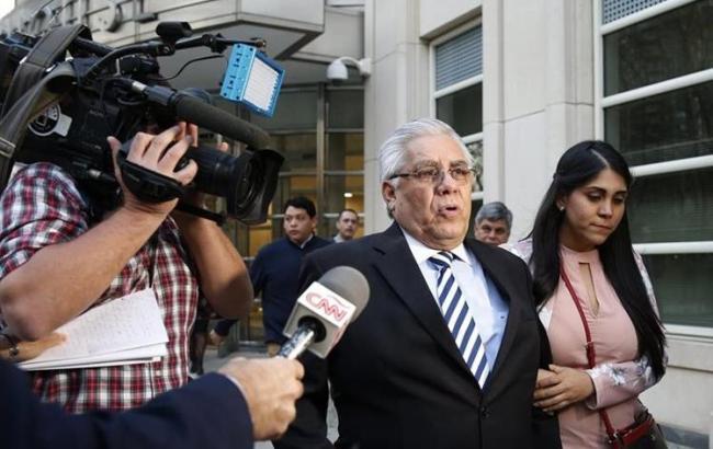 ВСША вынесли 1-ый вердикт поделу окоррупции вФИФА