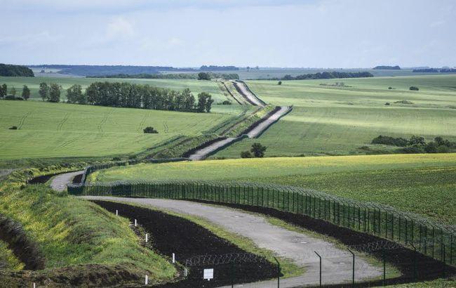 """Кабмін може продовжити проект """"Стіна"""" на кордоні з РФ до 2025 року"""