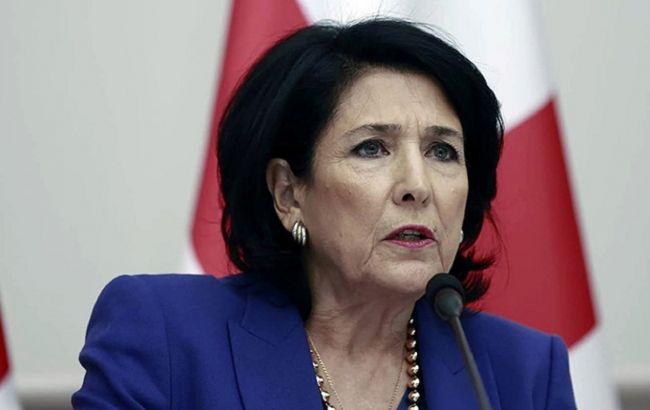 В Грузии утвердили новый парламент