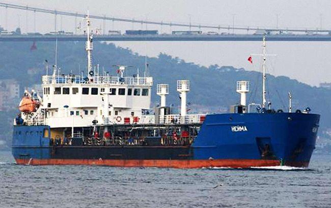 Україна затримала російський танкер за інцидент у Керченській протоці