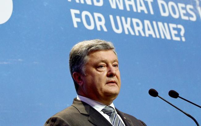 Порошенко закликав посилити санкції проти РФ за порушення прав людини в Криму