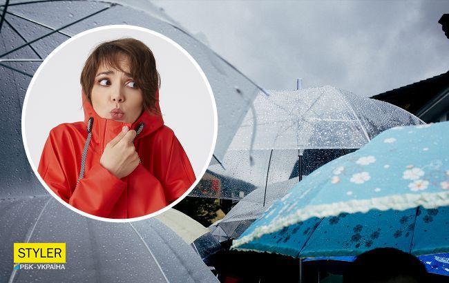 Дожди и похолодание: кому сегодня понадобятся зонты