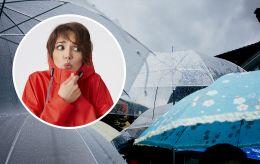 Утепляемся и готовим зонтики: где погода сегодня будет самая мерзкая