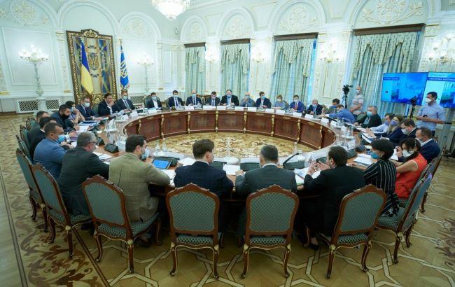 Нацсовет реформ провел первое заседание