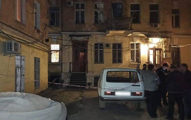 В Одесі на газовій трубі багатоквартирного будинку виявили гранату