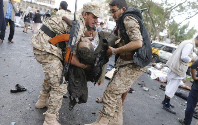Фото: у Ємені підірвали себе два терориста-смертника