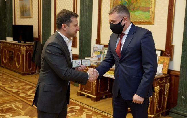 Президент назначил нового главу Хмельницкой ОГА