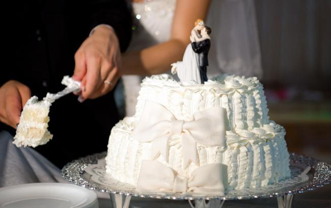 Фото: Каждая невеста мечтает об идеальном торте