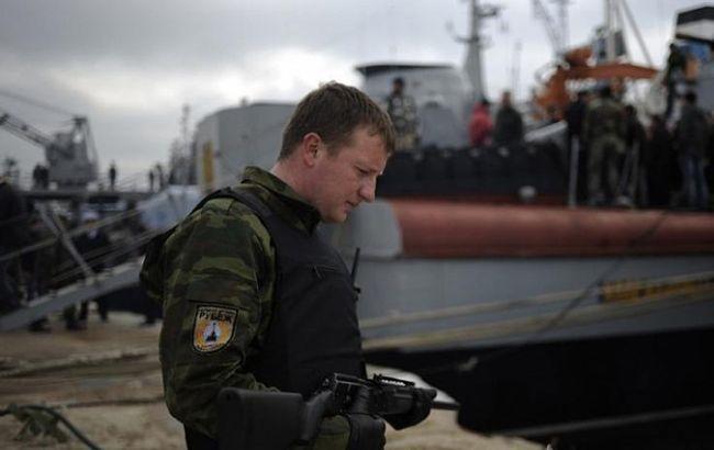 Полиция Крыма установила боевиков, захвативших украинские корабли в 2014