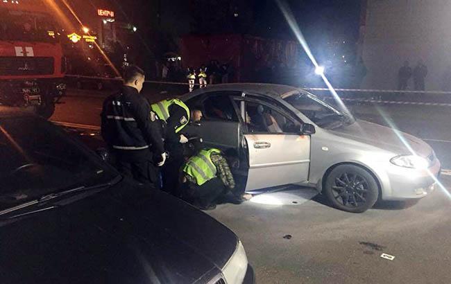 Вибух автомобіля у Києві: поліція розглядає версію замаху на вбивство