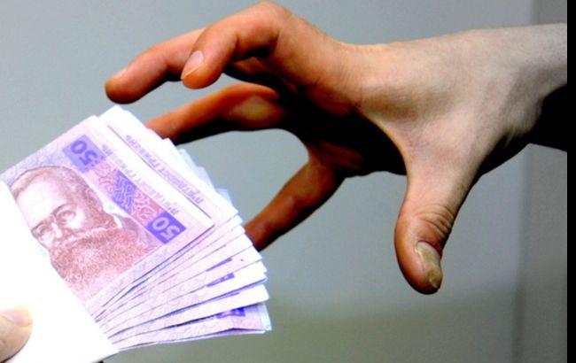 Фото: на Волыне чиновник вымогал взятки с застройщиков