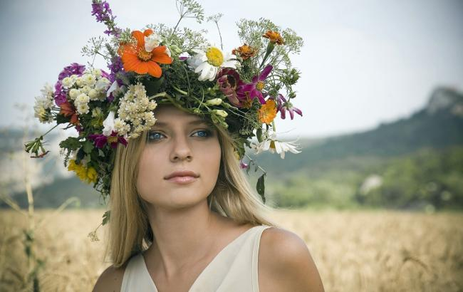 Фото: Українка (playcast.ru)