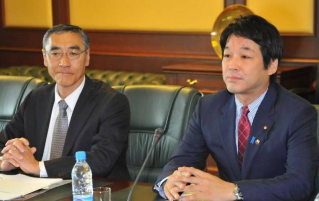 Японія в 2015 р. надасть Україні допомогу на 300 млн дол