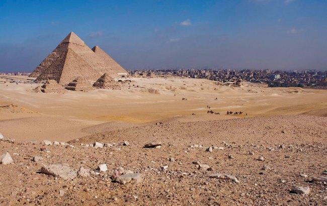 Фото: Пирамиды, Каир