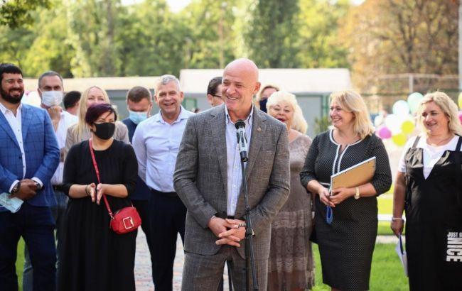 Труханов: одесситам вернули еще один детский сад