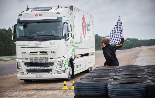 Электрический грузовик Futuricum проехал 1100 км на одном заряде батареи