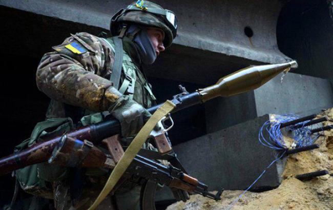 Сили АТО знищили 2 мінометних розрахунку бойовиків, - ІО