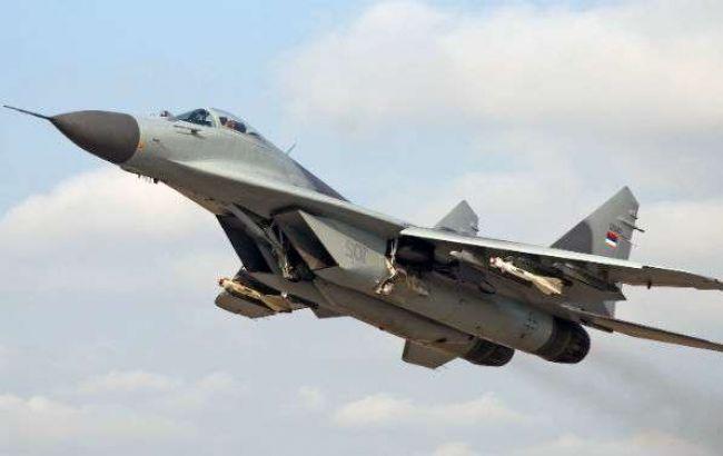 У Сирії повстанці збили військовий літак РФ під Дамаском