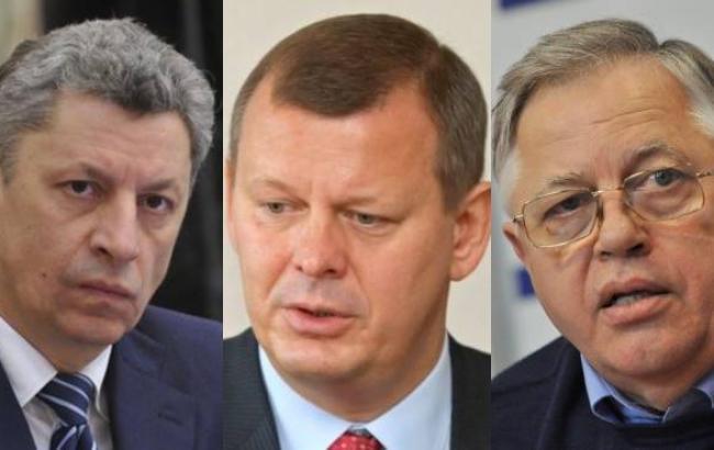 Бойко, Клюев, Симоненко! С вещами на выход