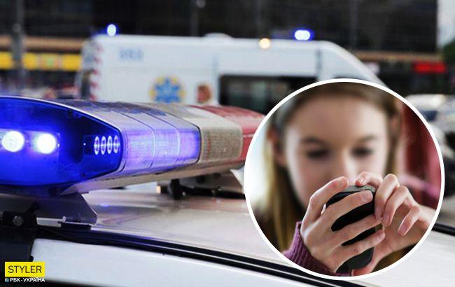 В Киеве иностранец ограбил 8-летнюю девочку: она не растерялась