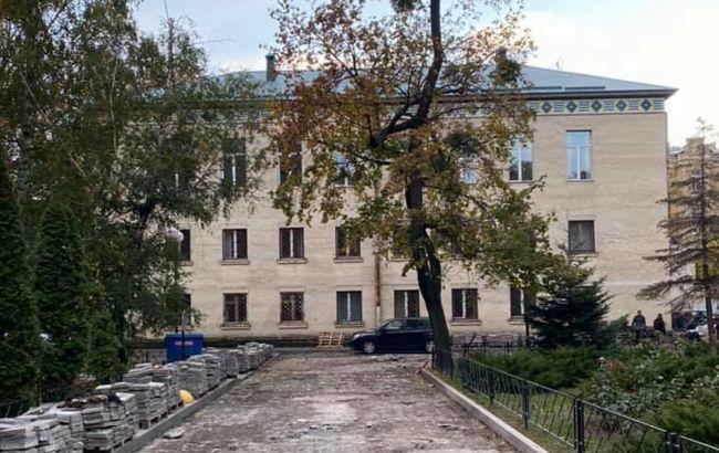 Под окнами Офиса президента появится многоэтажка