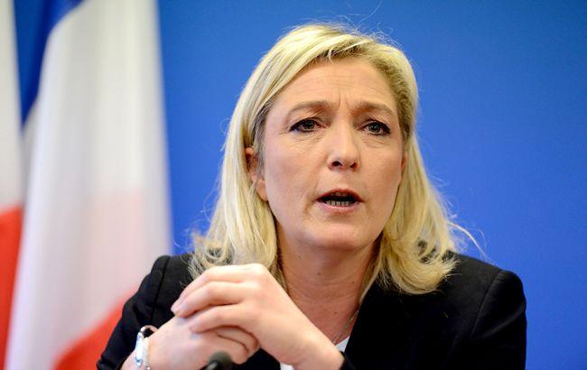Марин ЛеПен раскритиковала антироссийские санкции Запада