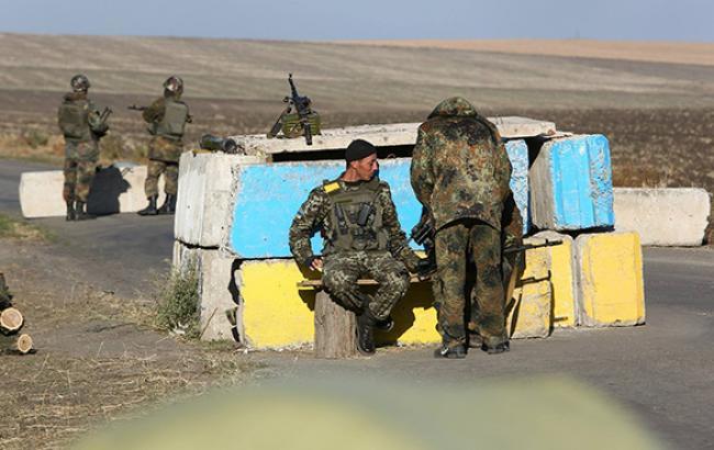Біля Горловки сили АТО знищили до 20 бойовиків та до 10 одиниць військової техніки