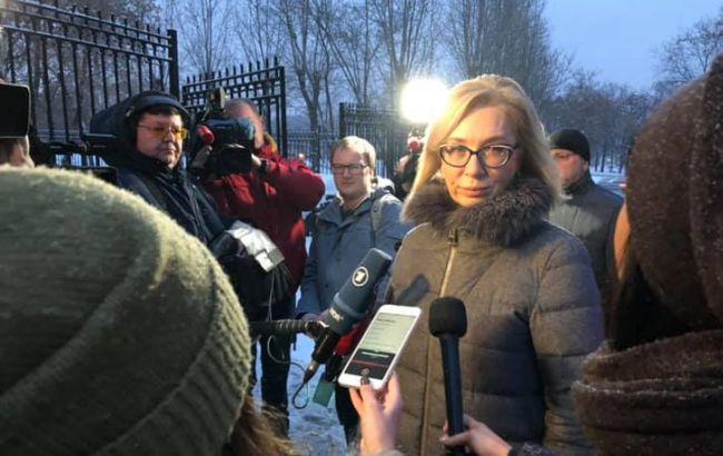 Денисова рассказала, как будут продлевать арест украинским морякам