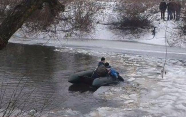 Труп дитини пливе на крижині: нова інформація про жахливу трагедію