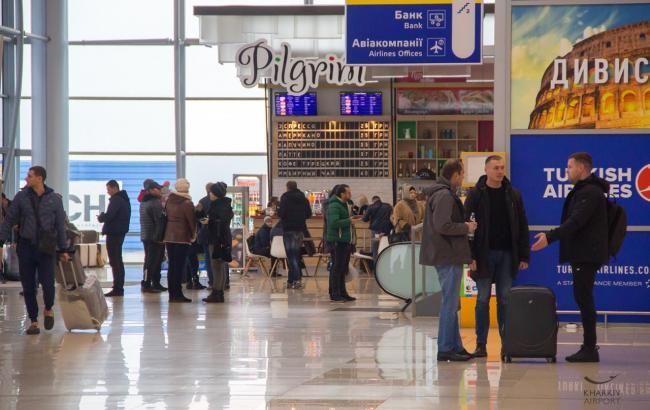 У Ярославского сообщили о росте пассажиропотока Харьковского аэропорта на 19%