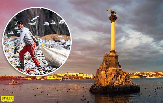Перетворився в помийну яму: журналіст розповів про життя в окупованому Криму