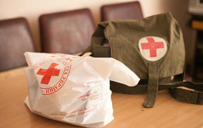 На оккупированный Донбасс отправили очередную гуманитарную помощь