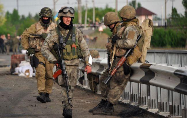 У Трьохізбенці через обстріл бойовиків поранено 4 бійця АТО, - МВС