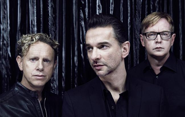 Фото: Depeche Mode (thequietus.com)