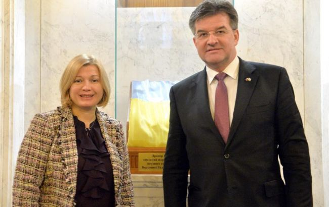 Українська сторона на засіданні ТКГ наполягатиме на створенні бази місії ОБСЄ в Керчі